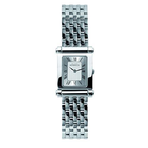 MICHEL HERBELIN - orologio MICHEL HERBELIN cinturino acciaio donna