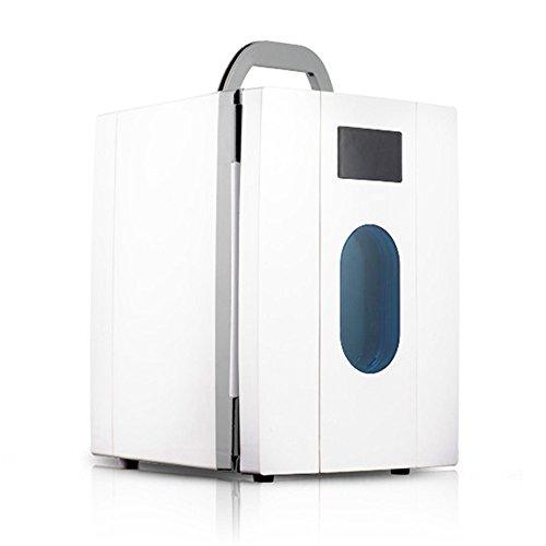 Auto Kühlschrank / 10L Portable Mini Kühlschrank / Outdoor Kühlschrank / 12V Auto Kühlschrank / 220 V Haushalt Kühlschrank / Schlafsaal Kühlschrank / Stumm Kühlschrank / 23.5 * 27 * 33.5 cm