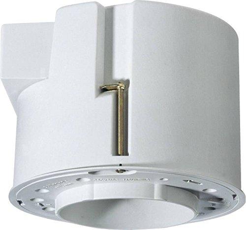 KAISER Einbaugehäuse für Einbaustrahler Leuchten-Ø: 68 mm 120 x 90 mm, Grau
