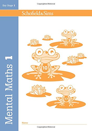 Mental Maths Book 1: For Key Stage 1 Bk.1