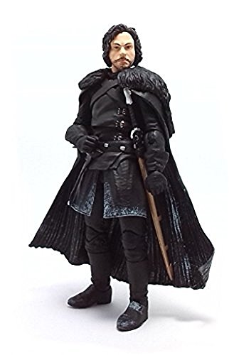 Funko 3908 Game of Thrones Toy - Jon Snow Deluxe Collectable Action Figure - Knights Watch 5
