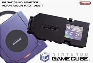 Adaptateur Modem haut débit Nintendo GameCube
