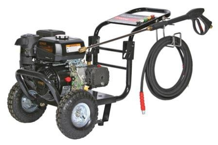 SIP 08443 Professional Tempest PP760/190 Petrol Pressure Washer (Kohler)