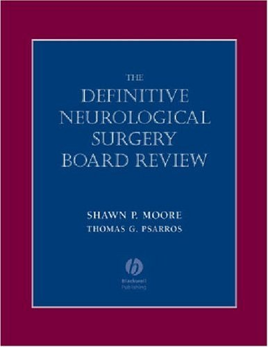 definitive-neurological-surgery-board-review-board-review-series-by-moore-shawn-published-by-lippincott-williams-amp-wilkins-1st-first-edition-2004-paperback