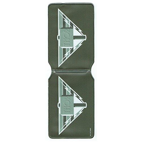 Art Deco Thor Mjölnir Hammer Reisen/Oyster Card Halter