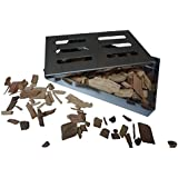 # Barbacoa Matz Ahumador Box–Incienso para gas y carbón vegetal barbacoas–Acero inoxidable de alta calidad–para smoken/ahumar