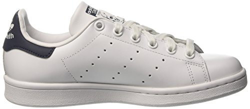 Adidas Originals Stan Smith baskets basses mixte adulte Blanc (Running White/Running White/New Navy)
