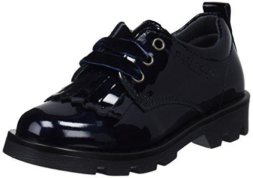 Pablosky Zapatos de Cordones Oxford para Niñas (Azul 326629), 34 EU