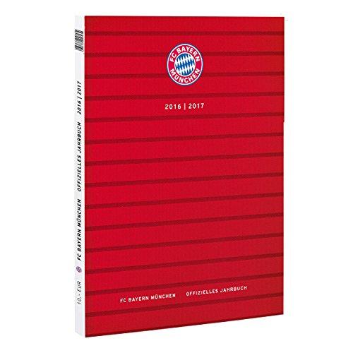 Annuario FC Bayern München + GRATIS adesivi, libro della stagione