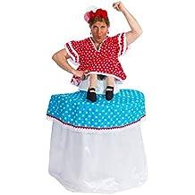 Disfraz de Muñeca folclórica