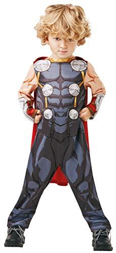 Rubie's 510563todd Marvel Avengers Thor Classic Kind Kostüm, Jungen, one size