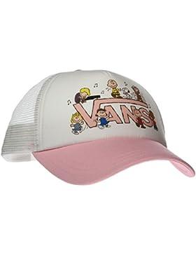 Vans_Apparel Ol Sport Trucker, Gorra de Béisbol para Mujer, Multicolor (Peanuts Dance Party), Talla única (Talla...