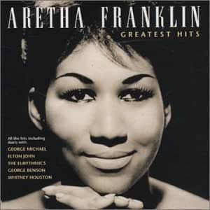 Aretha Franklin Greatest Hits Amazon Co Uk Music