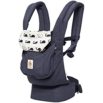 Caboo Organic Multi Position Front Baby Carrier Sling