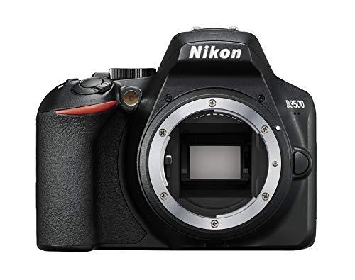 Nikon D3500 + AF-P 18-55 Non VR Kit - Black
