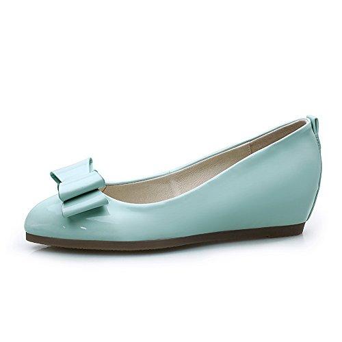 Balamasa, Chaussures À Talons Bleus Pour Femme