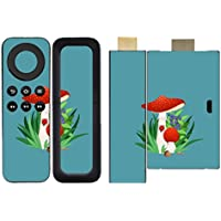 'Disagu SF/SDI 5258 _ 1196 Protective Skins Case Cover For Amazon Fire TV Stick Remote Control/Toadstool 03 Clear preiswert