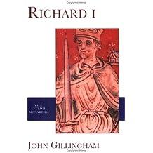 Richard I by John Gillingham (2002-01-11)