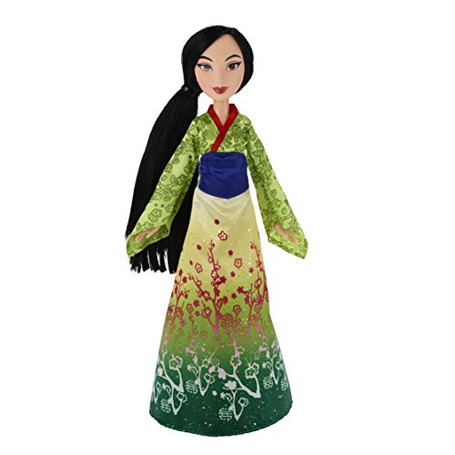 Disney Princess- Disney Muñeca, Color verde (Hasbro B5827ES2)