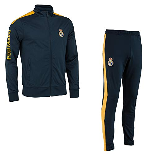 Real Madrid Chándal Training fit Chaqueta + Pantalones