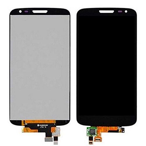 Jasmin FS IPartsBuy LCD Display + Touchscreen Digitizer Assembly für LG G2 Mini D620 / D618 Ersatz-LCD-Bildschirm für LG G2 Mini Displayschutz (Farbe : Schwarz) (Lg G2 Display Lcd Austausch)