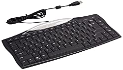 Evoluent Wired Essentials Full Featured Compact Keyboard - EKB