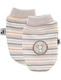 Jacky unisex Baby Kratzfäustlinge, 100% Baumwolle, Jacky Elephant, Gr. OneSize