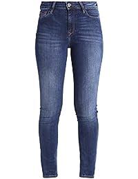 Hilfiger Denim HIGH RISE SKINNY SANTANA Damen Jeans Skinny Fit Hose W25 L32