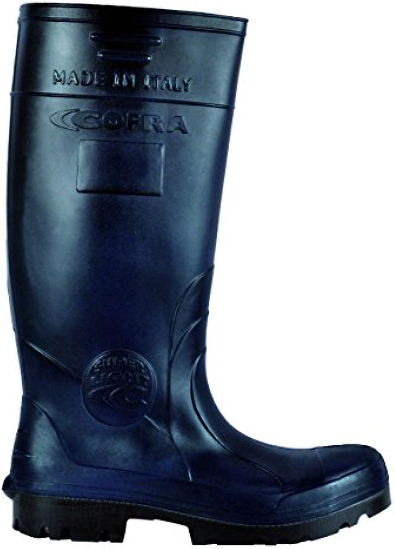 Cofra NEW Fisher S5 CI SRC par de zapatos de seguridad talla 46 NEGRO