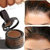 Brown : Magical Fluffy Thin Hair Powder Modified Hair Line Shadow Makeup Hair