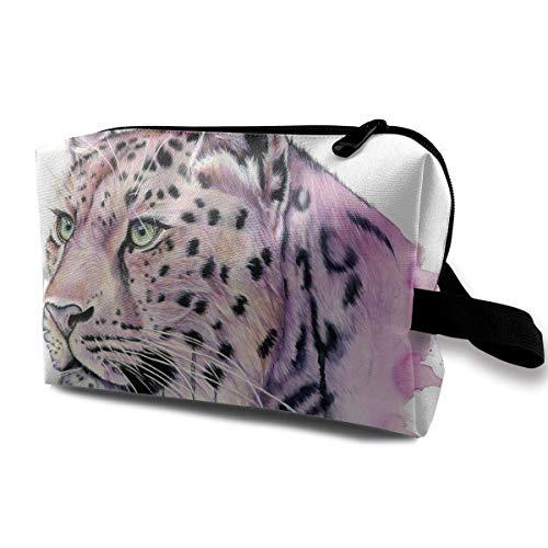 e Travel Makeup Bag,Storage Bag Portable Ladies Travel Square Cosmetic Bag ()