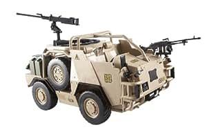 HM Armed Forces Tri Force Wmik Jackal  Vehicle