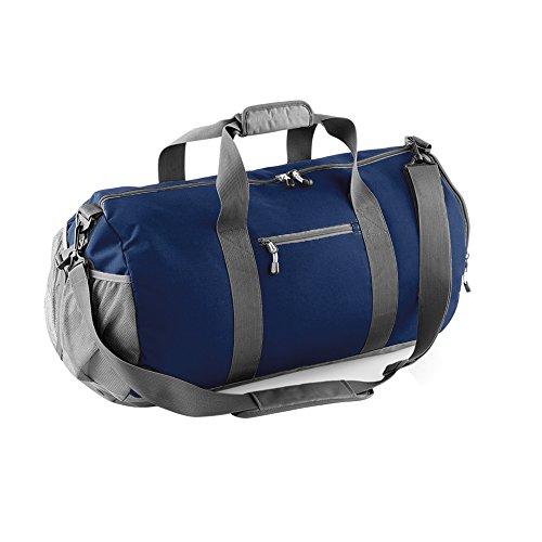 Bagbase Athleisure Tasche Wasser abweisend Marineblau