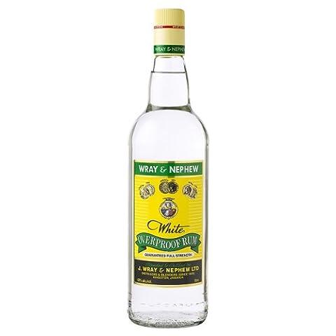 Wray & Nephew White Overproof Rum, 1