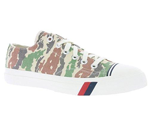 PRO-Keds Reale LO Camo Uomini Sneaker multi PK54977, Herren - Schuhe - Turnschuhe & Sneaker / 15709:43