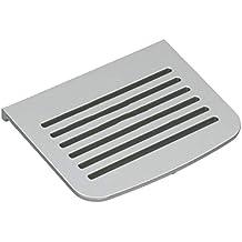 Spares2go - Dispensador de agua para nevera (plata/gris)