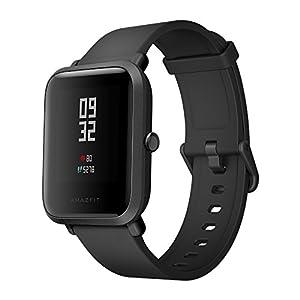 Original XIAOMI huami amazfit Mi Smart Reloj internacional versión GPS podómetro fitness tracke resistente al agua Long inactivo Corazón Impacto Monitor Distancia Brújula Medición