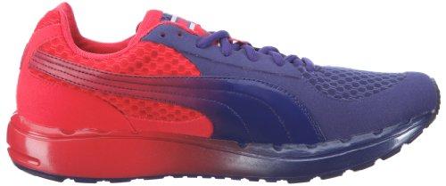 Puma Faas 500 NM Fade, Scarpe da corsa uomo blu (Blau (navy blue-bittersweet 04))