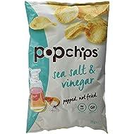 Popchips Salt and Vinegar Share Bag, 85 g