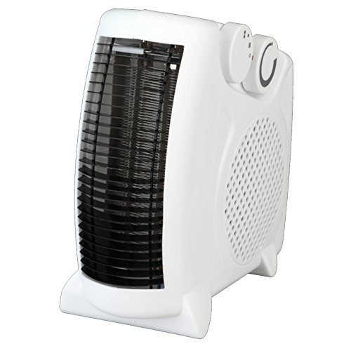 416QbN0sYfL. SS500  - Babz 2000 Watts Fan Heater with 2 Heat Settings & Cool Blow, Adjustable Thermostat, Thermal Auto Cut Off - 2kw - Upright…