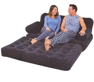 Globatek Dbl Inflatable Sofa Bed