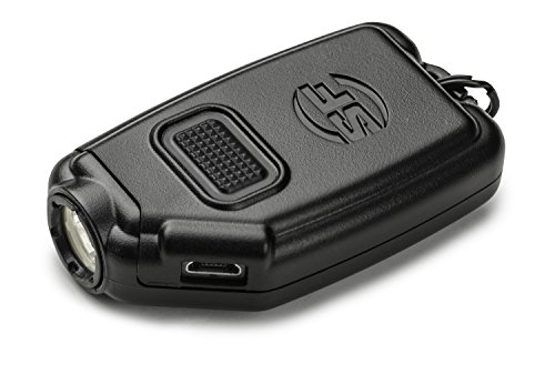 Surefire Sidekick Ultra-kompakter Dimmbare Led-Taschenlampe, Schwarz, One Size Surefire Batterie