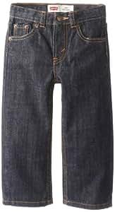 Levi's Baby-Boys Infant 505 Regular Fit Jean, Armor, 24 Months Color: Armor Size: 24 Months Nourrisson, bébé, enfant