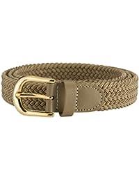 916b992c9609 Streeze ceinture élastique pour femmes. 5 tailles. Extensible et tressée.  25 mm de