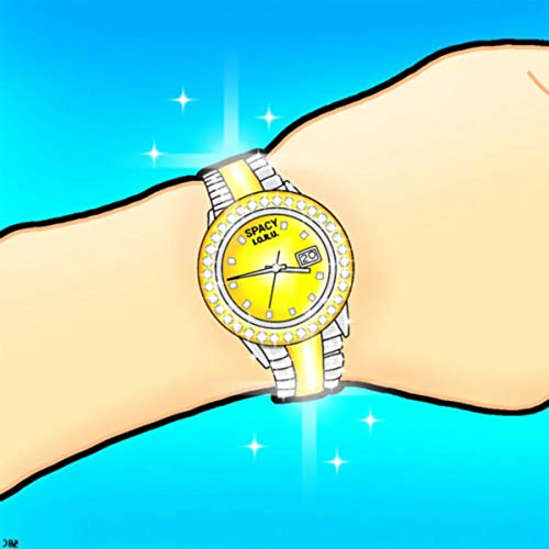 Iced Out Rolex Uhr