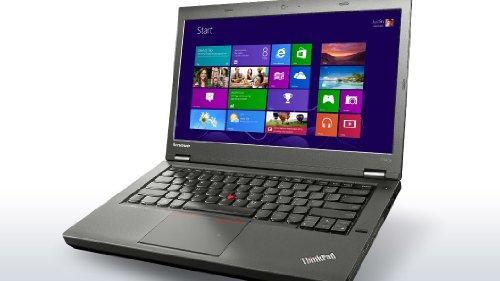 Lenovo ThinkPad T440p (14.0 inch) Notebook Core i7 (4700MQ) 2.4GHz 8GB (2x4GB) 256GB SSD DVD±RW WLAN WWAN BT Webcam Windows 7 Pro 64-bit/Windows 8 Pro 64-bit RDVD (nVidia GeForce 730M)