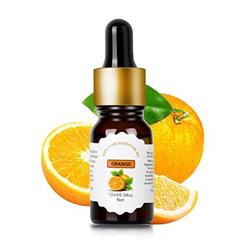Minasan 12 Duft 10 ML Rein Natürlich Wasser Löslich Aromatherapie Entspannend Orange Pflanzliches ätherisches Öl