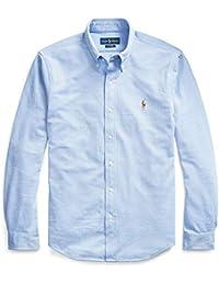 e2d90f3610ad1f Polo Ralph Lauren Chemises Button Down Tessuto oxfod Classic Fit