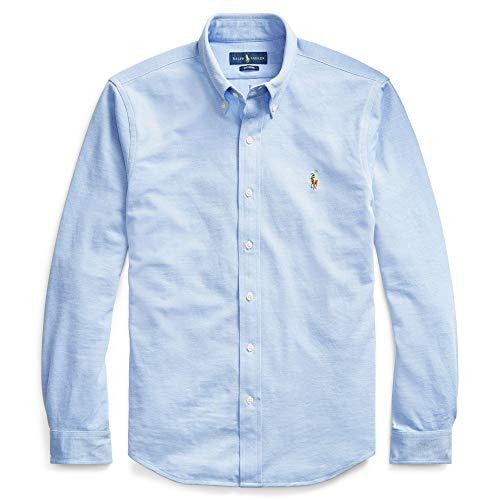 Polo Ralph Lauren Hemden Herern Oxford Classic Fit (XL, blu)