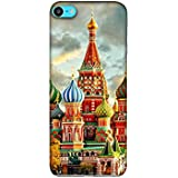 Casotec Russia Mosque 3D Printed Hard Back Case Cover for Apple iPod Touch 6th Gen
